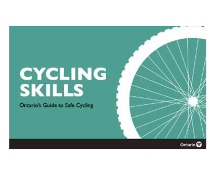 Ontario Cycling Skills Guidelines